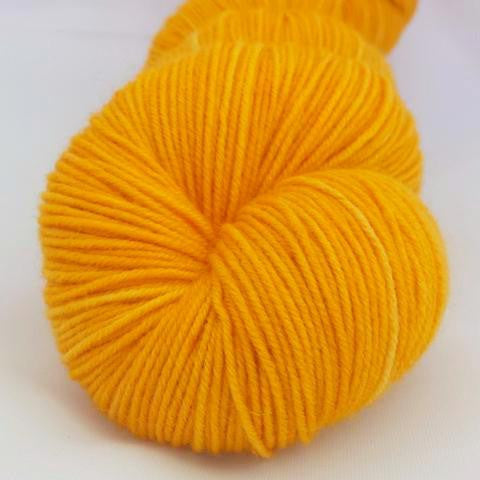 Dreamsicle Kettle-Dyed Semi-Solid skeins, dyed to order