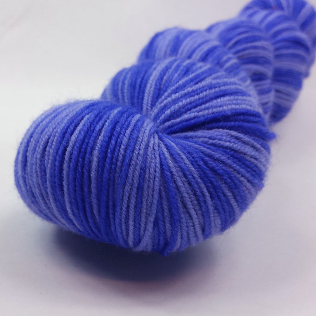 Purple People Eater Kettle-Dyed Semi-Solid skeins, dyed to order