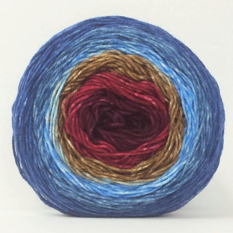 Allons-Y 100g Panoramic Gradient, Greatest of Ease, ready to ship