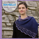 Maybelle Cowlette Kit, dyed to order