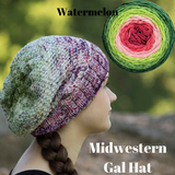 Midwestern Gal Hat Kit, ready to ship