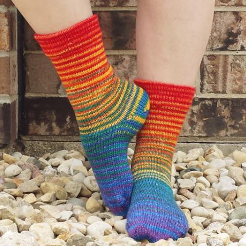 Class: Cast ons and Bind offs for Socks with Amy Detjen in our studio on January 28, 2016 2:00-4:00pm