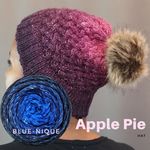 Apple Pie Hat Kit, dyed to order