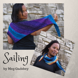 Sailing Yarn Pack, pattern not included, ready to ship