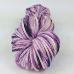 Knitcircus Yarns: Know Your Own Happiness 100g Speckled Handpaint skein, Ringmaster, ready to ship yarn