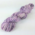 Knitcircus Yarns: Know Your Own Happiness 100g Speckled Handpaint skein, Spectacular, ready to ship yarn
