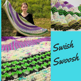 Swish Swoosh Yarn Pack, ready to ship