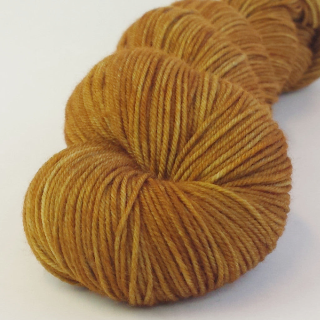 Tupelo Honey Kettle-Dyed Semi-Solid skeins, dyed to order
