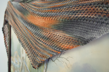 Pattern - Digital Download of The Twinsies Shawl by Andrea Choate - The CATT Lady Designs