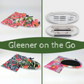 Gleener on the Go Fabric Shaver, ready to ship