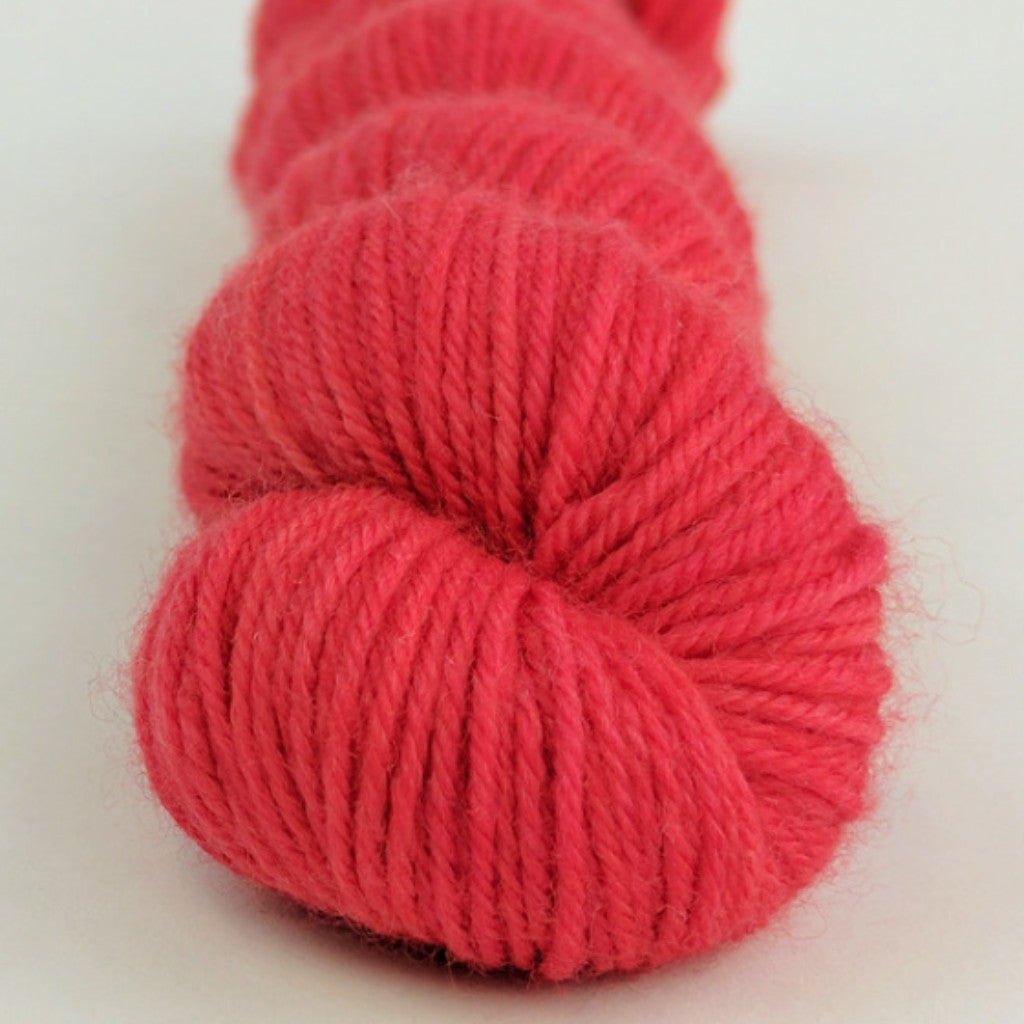 Work It, Girl! Kettle-Dyed Semi-Solid skeins, dyed to order