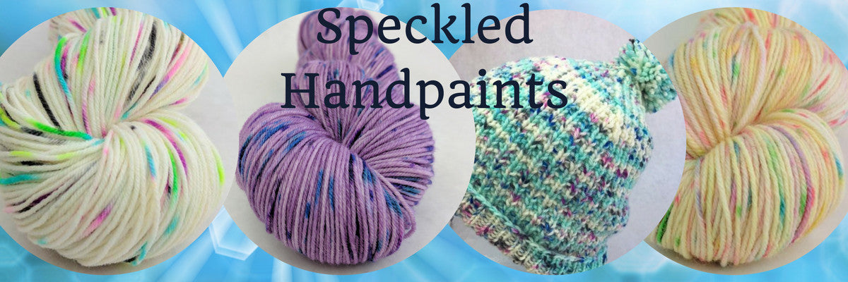 Speckled Handpaints