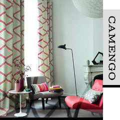Camengo Fabrics and Wallpapers