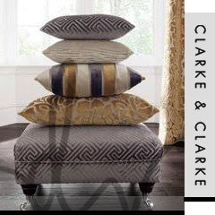 Clarke & Clarke Fabrics and Wallpapers