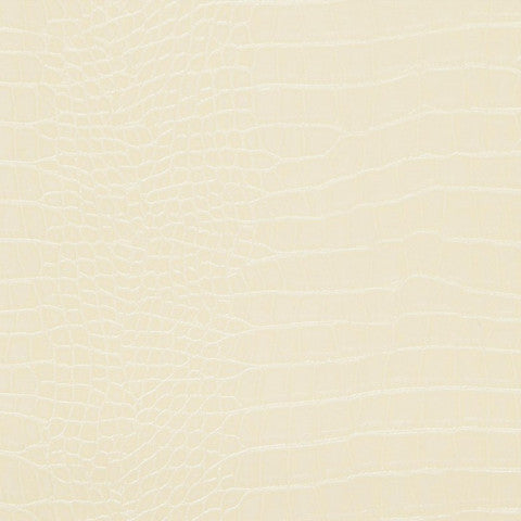 Wemyss Croco - Cream Wallpaper Wallpaper - Decor Rooms