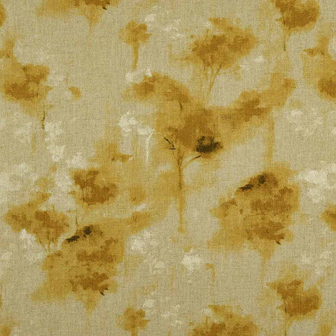 Camengo Foliage - Jaune Fabrics - Decor Rooms