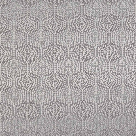 Casamance Andrea - Silver Fabric 35000677 Fabrics - Decor Rooms