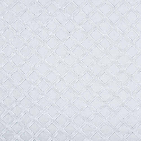 Casamance Copal - Blanc Fabric 35200116 Fabrics - Decor Rooms