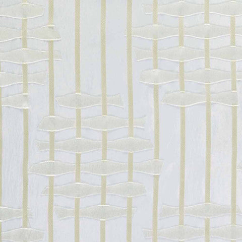 Casamance Altamira - Blanc Fabric 35220133 Fabrics - Decor Rooms