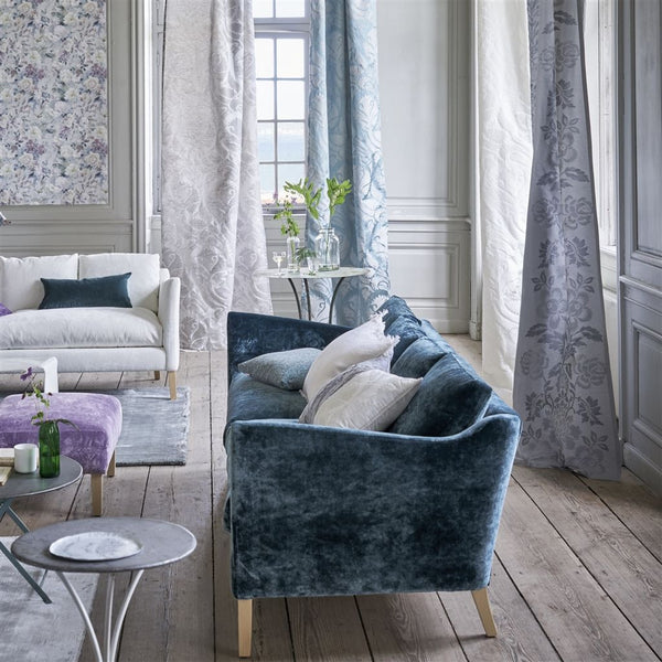 Designers Guild Essentials Pavia - Graphite