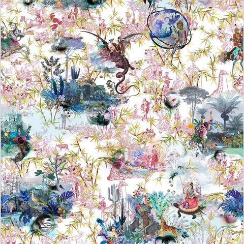 Christian Lacroix REVERIES TOMETTE Wallpaper Decor Rooms