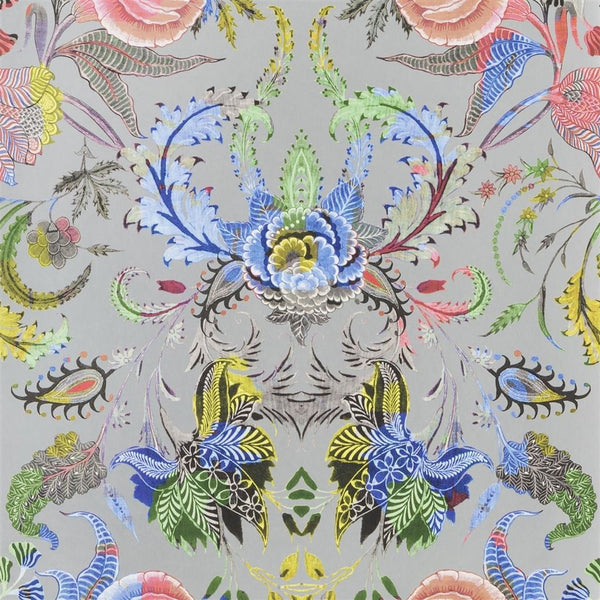 Christian Lacroix NOAILLES Argent Pattern Wallpaper Decor Rooms