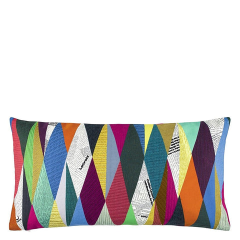 Mascarade Arlequin Cushion
