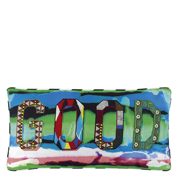 Christian Lacroix Bad Is Good! Arlequin Cushion