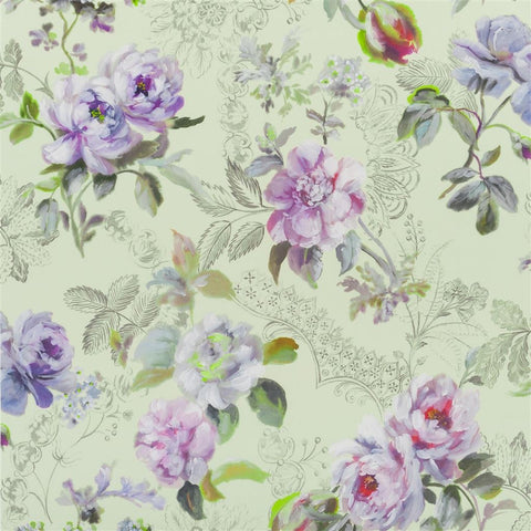 Camille Buttermilk Fabric by Designers Guild - Decor Rooms