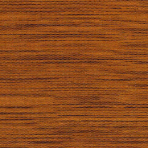 Casamance Pencil - Orange Wallpaper 70160495 Wallpaper - Decor Rooms - 1