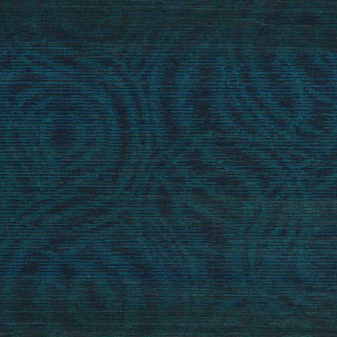 Casamance Lewis - Bleu Wallpaper 70180341 Wallpaper - Decor Rooms - 1