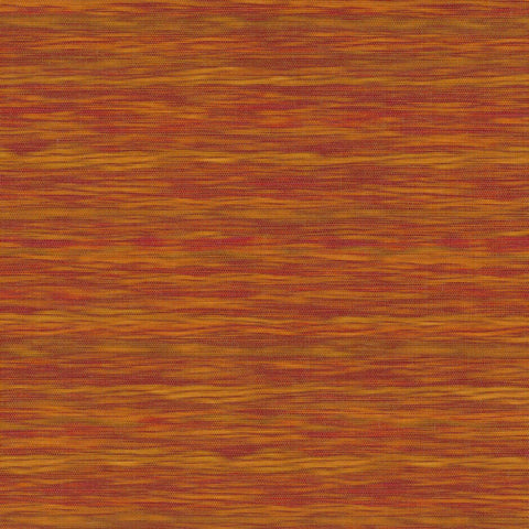 Casamance Watercolour - Orange Wallpaper 70210638 Wallpaper - Decor Rooms - 1