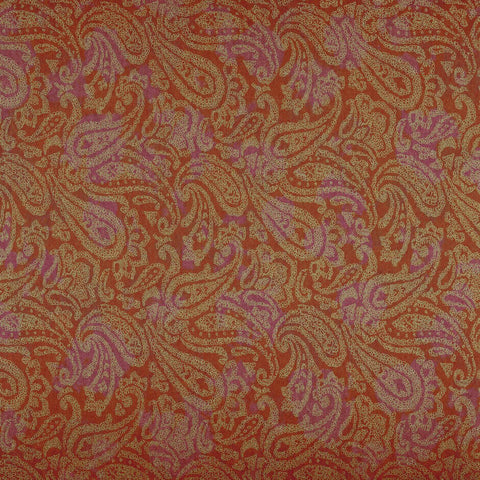 Casamance Tyburn - Carmin Wallpaper 73420466 Wallpaper - Decor Rooms - 1