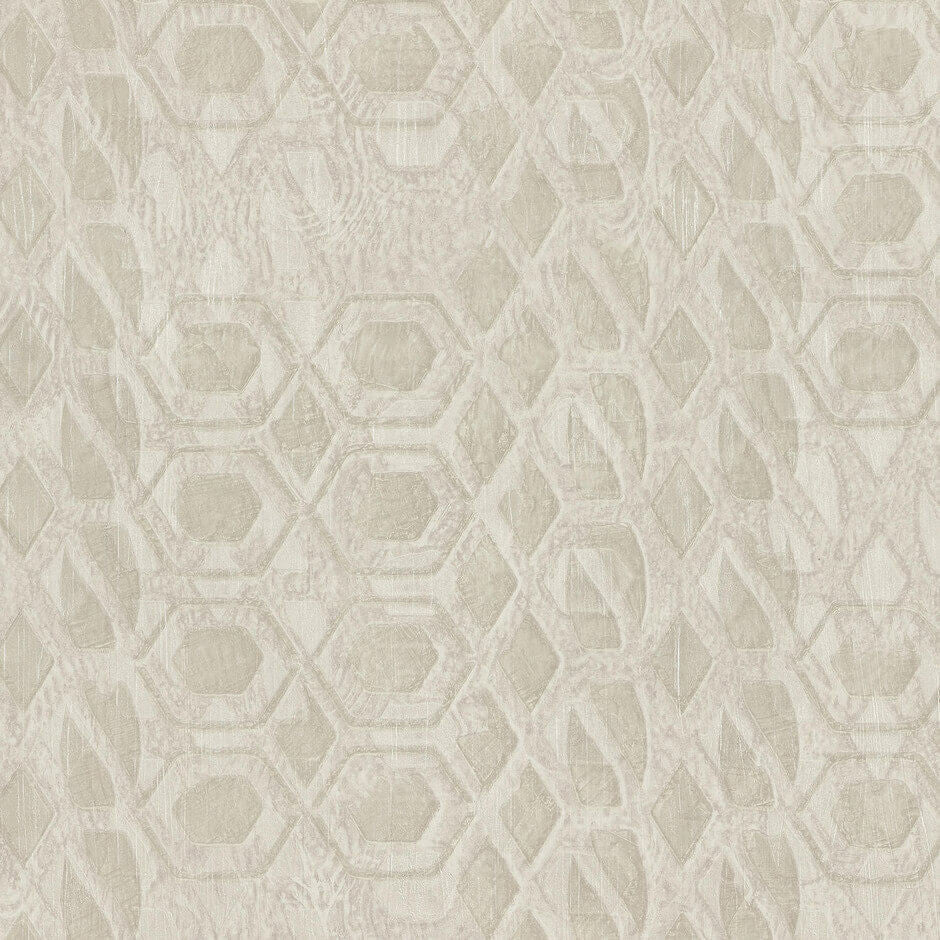 Bronze Neige Poudree Wallpaper By Casamance Decor Rooms