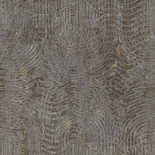 Casamance Nickel - Tourterelle Wallpaper 73480373 Wallpaper - Decor Rooms - 1