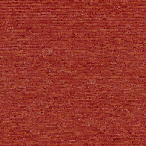 Casamance Capim - Coquelicot Wallpaper 73500854 Wallpaper - Decor Rooms - 1