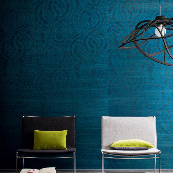 Casamance Lewis - Or Wallpaper  70180215 Wallpaper - Decor Rooms - 2