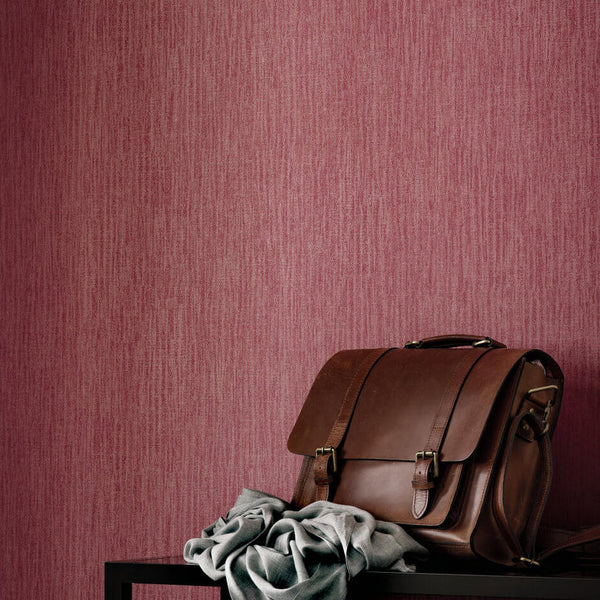 Casamance Mayfair - Bois De Rose Wallpaper 73381120 Wallpaper - Decor Rooms - 2