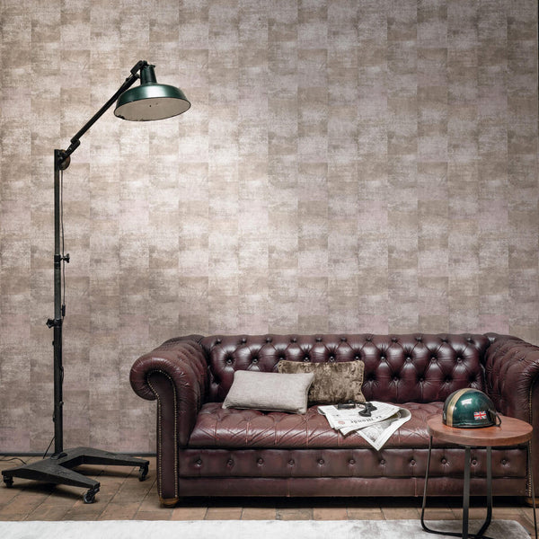 Casamance Huntsman - Champagne Wallpaper 73310278 Wallpaper - Decor Rooms - 2