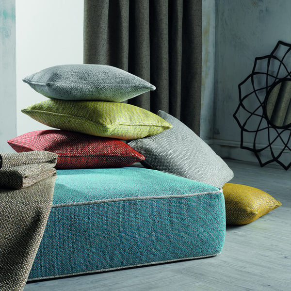 Clarke & Clarke Casanova - Pebble Fabrics - Decor Rooms - 2