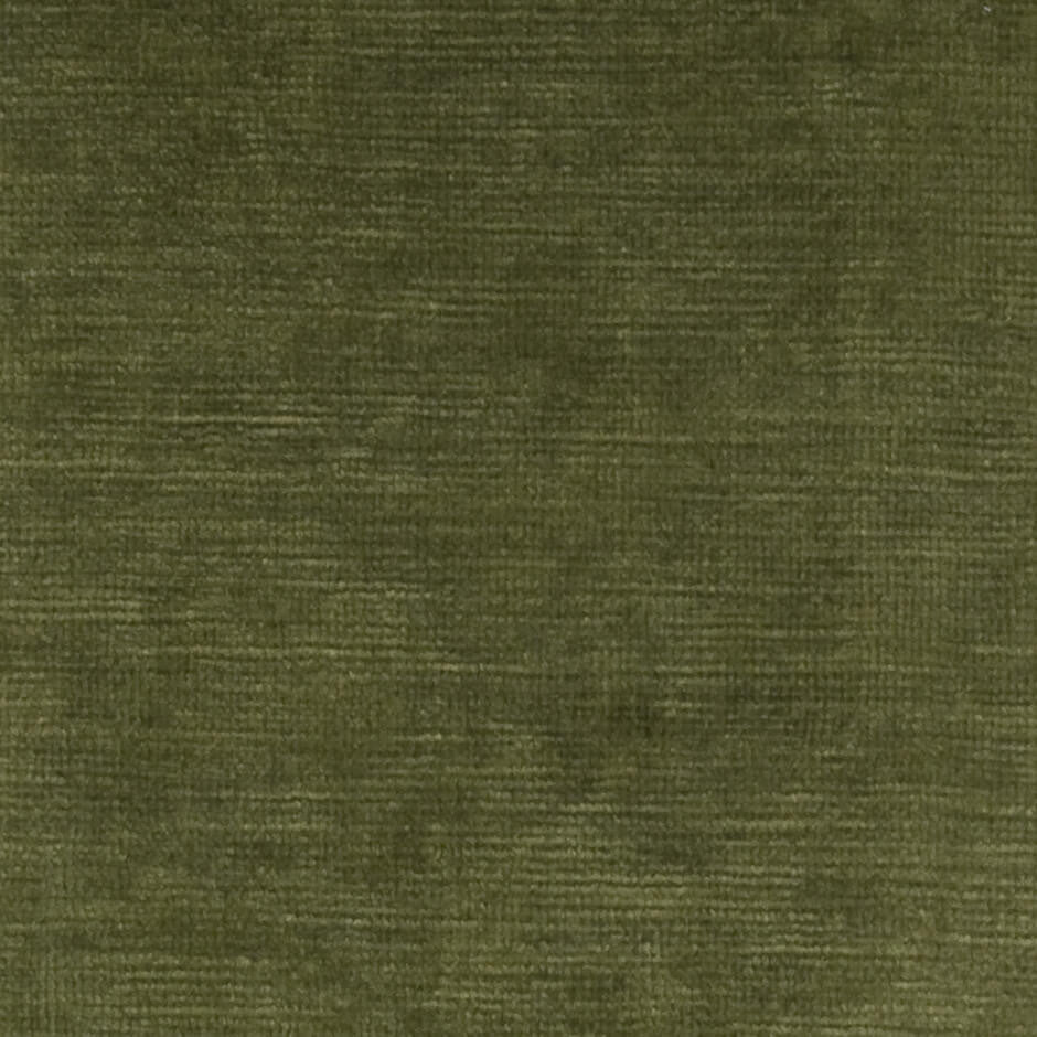 Clarke & Clarke Majestic Velvet - Moss Fabrics - Decor Rooms