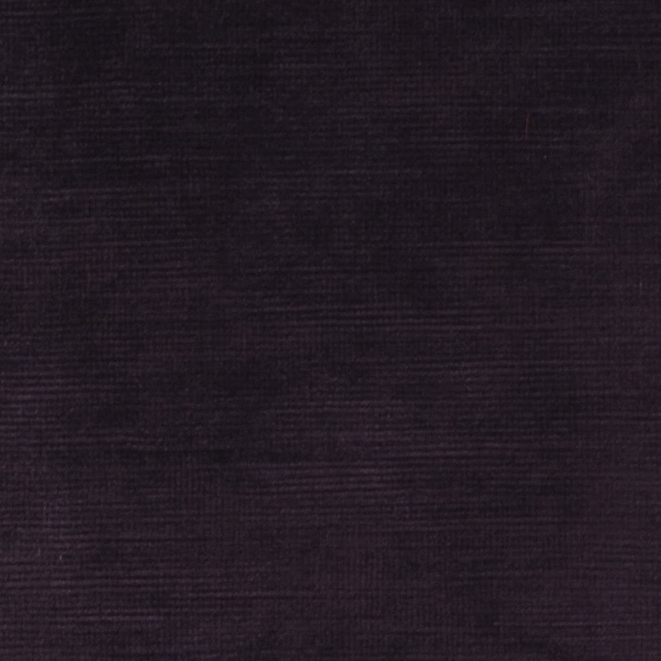 Clarke & Clarke Majestic Velvet - Plum Fabrics - Decor Rooms
