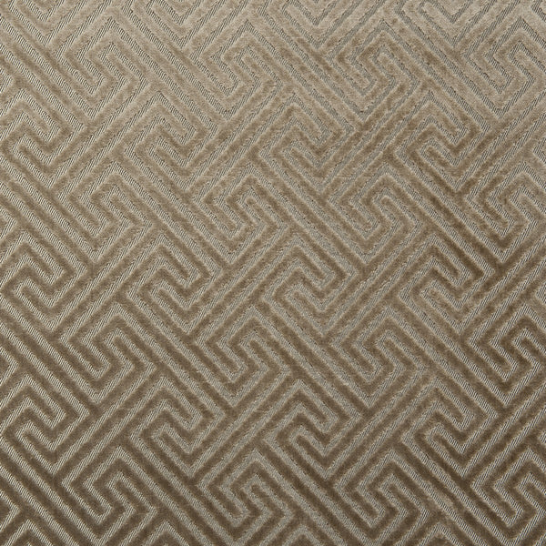 Clarke & Clarke Cosimo - Taupe Fabrics - Decor Rooms - 1