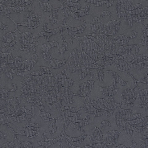 Clarke & Clarke Davina - Charcoal Fabrics - Decor Rooms - 1