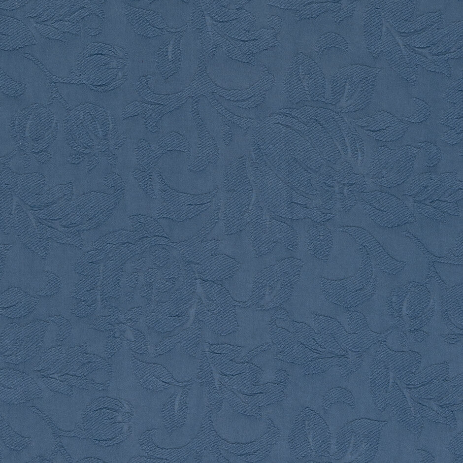 Clarke & Clarke Davina - Denim Fabrics - Decor Rooms - 1