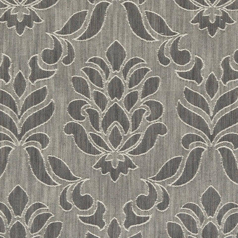 Clarke & Clarke Fairmont - Charcoal Fabrics - Decor Rooms - 1