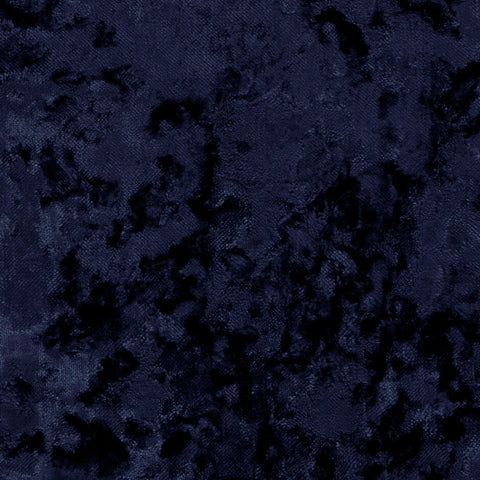 Clarke & Clarke Crush - Midnight Fabrics - Decor Rooms - 1