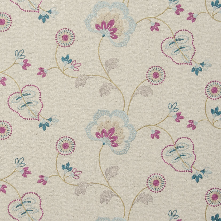 clarke&clarke Chatsworth - Duckegg Fabrics - Decor Rooms