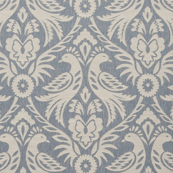 Clarke & Clarke Harewood - Chambray Fabrics - Decor Rooms - 1