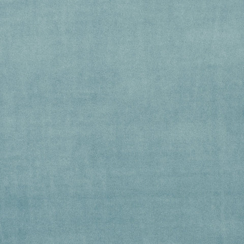 Clarke & Clarke Alvar Velvet Fabric - Aqua F0753/01 by Clarke & Clarke - Decor Rooms Fabrics - Decor Rooms - 1